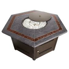 Living Accents Patio Heater by Az Patio Heaters 49 5 In Rectangle Slatted Aluminum Firepit In
