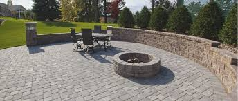 Installing 12x12 Patio Pavers by Colonial Rochester Concrete Products