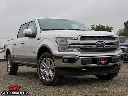 2018 Ford F-150 King Ranch 4X4 Truck For Sale Perry OK - JFE47085 New Trucks Or Pickups Pick The Best Truck For You Fordcom 2002 Used Ford Super Duty F350 Cab 4x4 73l Powerstroke 44 F150 Sale 2005 White For Sale 2010 Fx4 4x4 Loaded Call Us A Fast Approval 2019 F550 Xl Knapheide Ext Cab Mechanics Truck For 30 Pin By Jacobo Readario On Pinterest Trucks 66 F250 2018 Stx In Pauls Valley Ok Jke65724 4wd Reg 65 Box At Watertown 2004 Lifted Custom Florida Sale Www Xlt Supercab In Wolf Point Mt Miles City