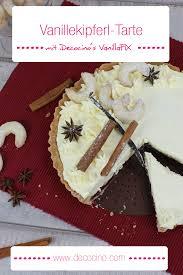 vanillekipferl tarte kuchen und torten rezepte leckere