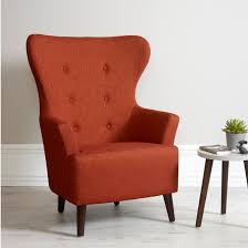 Girona Wing Back Chair Merax Orange High Back Gaming Chair With Lumbar Support And Headrest Cougar Armor S Luxury Breathable Premium Pvc Leather Bodyembracing Design Mid Century Modern Highback Lounge Revive Modern In Highback Swivel Black With Racing Style Ergonomic Office Desk By Morndepo Xl Executive Ribbed Pu Computer Gothic Inspired Velvet Throne Task Global Ding Chairs Upholstered Angelic Vini Furntech Gromalla Mesh Akracing Nitro Robus High Back From Stylex Architonic Video Bucket Seat Footrest Padding