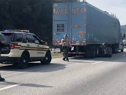 100 Crosby Trucking Serious Crash On I 24 West Of Chattanooga WDEF