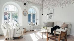 tapisserie salon salle a manger papier peint salon salle à manger pour deco cuisine idee deco