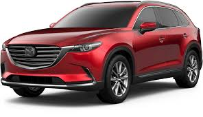2018 Mazda CX 9 3 Row 7 Passenger SUV