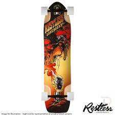 Restless Wim Complete Longboard Setup 6 Distributed By J & R Sports ...