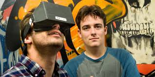 100 Luckey Trucking The Successful Life Of Palmer Founder Of Oculus Business