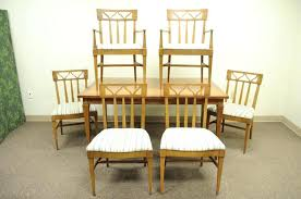 Mid Century Dining Table Set Modern Premier Room Walnut Wood Invitation For Sale 5 Danish And Chairs