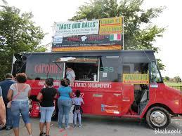 100 Chicago Food Trucks Black Applett Truck Festival 2015