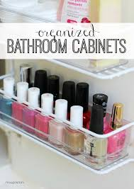 Quickie In The Bathroom by Organized Master Bathroom Cabinets Hi Sugarplum