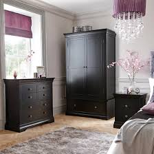 Black And Oak Bedroom Furniture