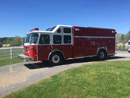 100 Used Heavy Trucks For Sale 2005 EOne Typhoon Rescue Truck Details