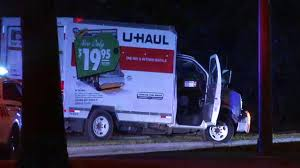 Man Suspected Of Stealing U-Haul Truck Arrested After Chase | Abc13.com Its Not Your Imagination Uhaul Says Everyone Is Moving To Florida Ford Service Ramp Truck A Super Duty Truck Fi Flickr Kokomo Circa May 2017 Moving Rental Location Uhaul Slams Into Vip Wear Clothing Store On West Outer Should You Rent A For Fun An Invesgation How I Converted Uhaul Into Mobile Food Buildout From Why The Be The Most Car Drive Thrillist One Way Elegant My Apartment Storage Full Of Junk Yelp Share 247 Disrupts Selfmove Industry Myrtle Beach Named No 25 In Growth City Sc Jumps