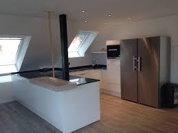 weiße küche mit dachschräge küche dachschräge küche