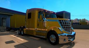 International Lonestar Truck - American Truck Simulator Mod | ATS ...