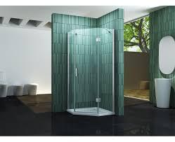fünfeck duschkabine elbo