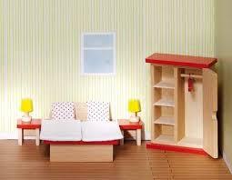 goki 51715 puppenmöbel schlafzimmer de spielzeug