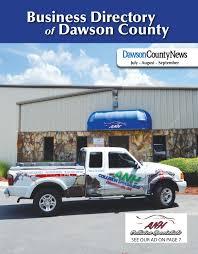 100 Bentley Warren Trucking Dawson Business Directory JulySeptember 2019 By The Times