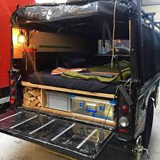 100 Truck Camper Camping Bed Diy Do It Your Self DIY Futon For