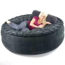 Bean Bag Turns Into Bed Sumo Sac Beanless Chair