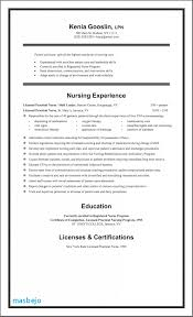Pre Nursing Student Resume Examples Sample Lpn E Page Sauce Pinterest