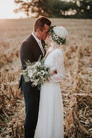 Heres A Down Home Rustic Wedding To Get You In Your Feels