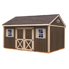 Portable Sheds Jacksonville Florida by Best Barns Wood Sheds Sheds The Home Depot