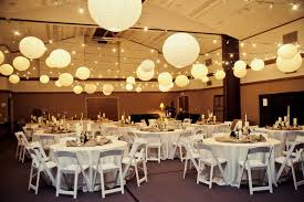 Ceiling Decorations For Wedding Reception