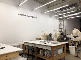 100 Creative Space Design Beirut Inside Lebanons Only Free Fashion School