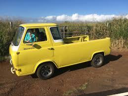 100 Craigslist Oahu Trucks 1962 Ford Econoline Pickup Truck For Sale Hawaii