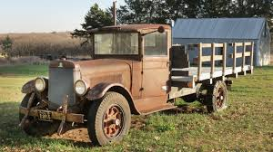Speedy Delivery: 1929 REO FD Master Speed Wagon