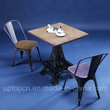[Hot Item] Industrial Style Restaurant Furniture Set With Special Eiffel  Tower Shape Of Table (SP-CT755) The Best Restaurants At Nearby The Eiffel Tower 80 Off Modernica Wire Chairs Amazoncom Ergo Furnishings Midcentury Conrad Grebel Montclair 7 Piece Ding Set With Boatshaped Oriental Fniture Waste Basket Seat Chair Household Modern Cafe White Table Delancey Gold On Rent Mw