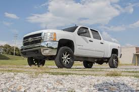 100 Chevy Truck Performance Parts ROUGH COUNTRY 3IN GM BOLTON SUSPENSION LIFT KIT 0110 2500 PUSUV