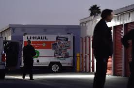 100 Haul Truck California U Employees Find Body Wrapped In Plastic In