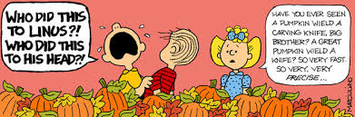 Linus Great Pumpkin Image by It U0027s The Great Pumpkin Charlie Brown The Reckoning Medium Large