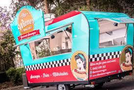 100 Food Truck Manufacturers Trailers Van Demons Vans