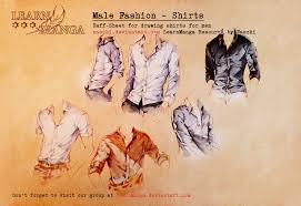 Learn Manga Male Fashion