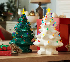 Plastic Bulbs For Ceramic Christmas Trees by Mr Christmas 14