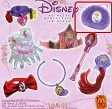 mcdonalds happy meal disney princess cinderella plush