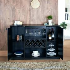 Dining Room Bar Buffet Mirrored Cabinet Furniture Of Modern Wine Sets 59 Sixty Restaurant
