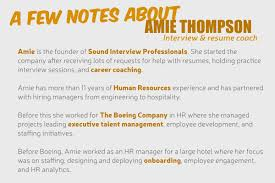 Get To Know... Amie Thompson, Interview & Resume Coach ... Hockey Director Sample Resume Coach Template Sports The One Page Resume Maya Ford Acting Actor Advice 20 Tips Calligraphy Dean Paul For Uwwhiwater Football Coach Candidate Austin Examples Best Gymnastics Instructor Example Livecareer Form Resume Format Inspiration Ideas Creatives Barraquesorg Coaching Samples Pretty Football