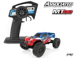 TEAM ASSOCIATED MT28 1:28 2WD Mini Electric Monster Truck RTR ... Helion Conquest 10mt Xb 110 Rtr 2wd Electric Monster Truck Wltoys 12402 Rc 112 Scale 24g 4wd High Tra770864_red Xmaxx Brushless Electric Monster Truck With Tqi Hsp 94111pro Car Brushless Off Road 120 Speed Remote Control Cars 24g Rc Redcat Blaoutxteredtruck Traxxas Erevo Vxl 20 4wd Orange Team Associated Mt28 128 Mini Unbeatabsale Racing Blackoutxteprosilversuv Blackout Shop Terremoto 18 By
