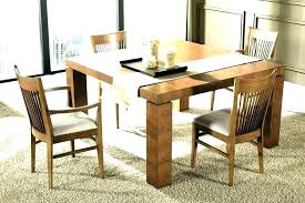 Folding Dining Table Sets Kitchen Small Square Large