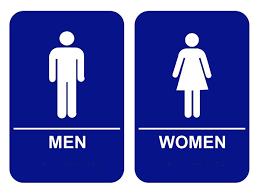 Funny Bathroom Door Art by Styles Decorative Restroom Signs Funny Restroom Signs