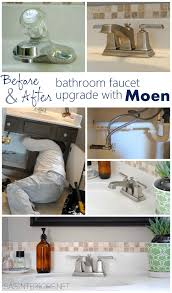Moen Kingsley Faucet Brushed Nickel by Decorating Cool Design Of Moen Boardwalk Faucet For Chic Kitchen