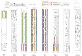 Carnival Ecstasy Cabin Plan by Celebrity Summit Deck Plan Radnor Decoration