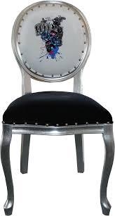 pompöös by casa padrino luxus barock esszimmer stuhl schwarz