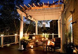 Pergola : Porchpergola Stunning Pergola Lighting Ideas Best Porch ... Pergola Design Magnificent Garden Patio Lighting Ideas White Outdoor Deck Lovely Extraordinary Bathroom Lights For Make String Also Images 3 Easy Huffpost Home Landscapings Backyard Part With Landscape And Pictures House Design And Craluxlightingcom Best 25 Patio Lighting Ideas On Pinterest
