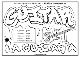 Free Spanish Thanksgiving Coloring Pages Printable Graffiti Page Full Size