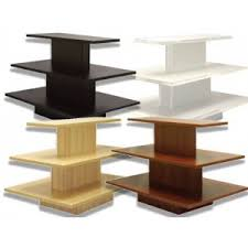 Quick View 3 TIER RECTANGULAR DISPLAY TABLE