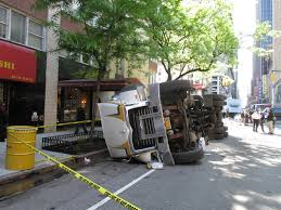 100 Truck Accident Today Garbage Crash On 45th Street 9615 Garbage Truc Flickr